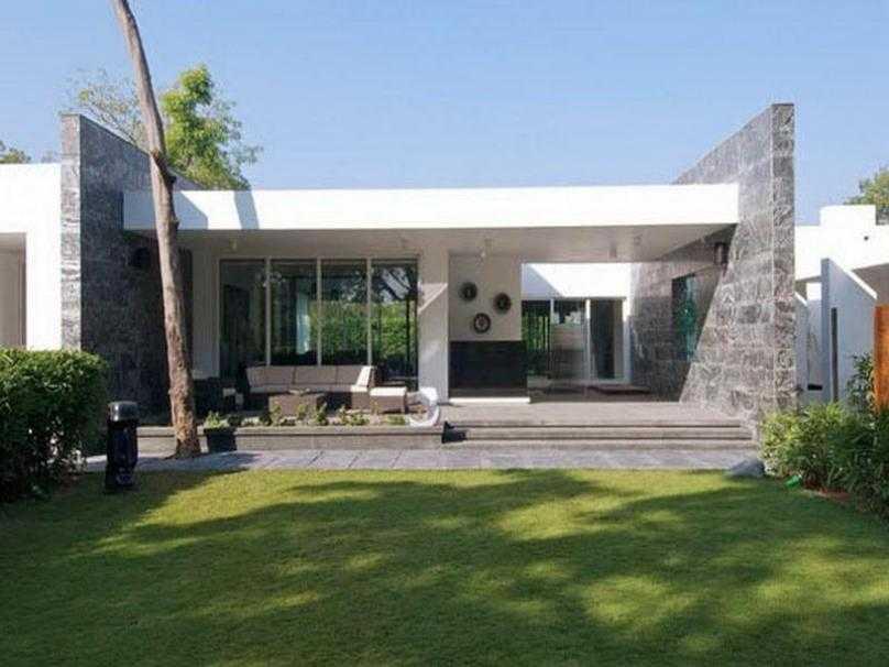 Desain rumah tema abu-abu (Sumber: 7desainminimalis.com)