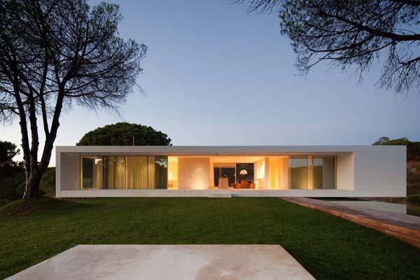 Rumah minimalis satu lantai (Sumber: my-planet.org)