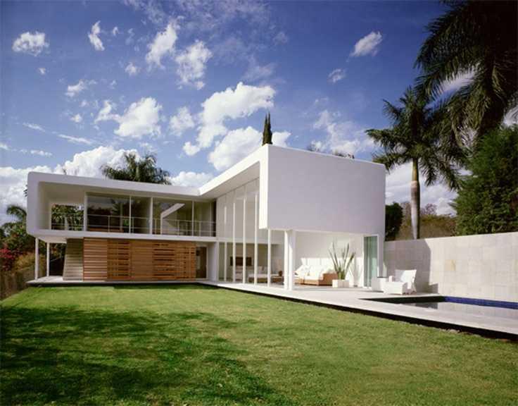 7 Desain Rumah Idaman Modern Bagi Para Eksekutif Muda Masa Kini | Foto artikel Arsitag