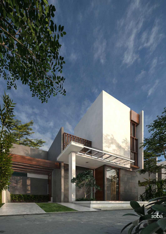 Arsitektur rumah mungil tapi mewah Fadilla House karya SOBAstudia [Sumber: arsitag.com]