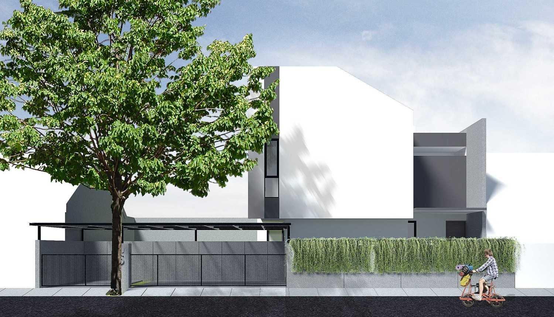 Arsitektur rumah mungil Renovasi Rumah Beiji karya Mahastudio & Partner [Sumber: arsitag.com]