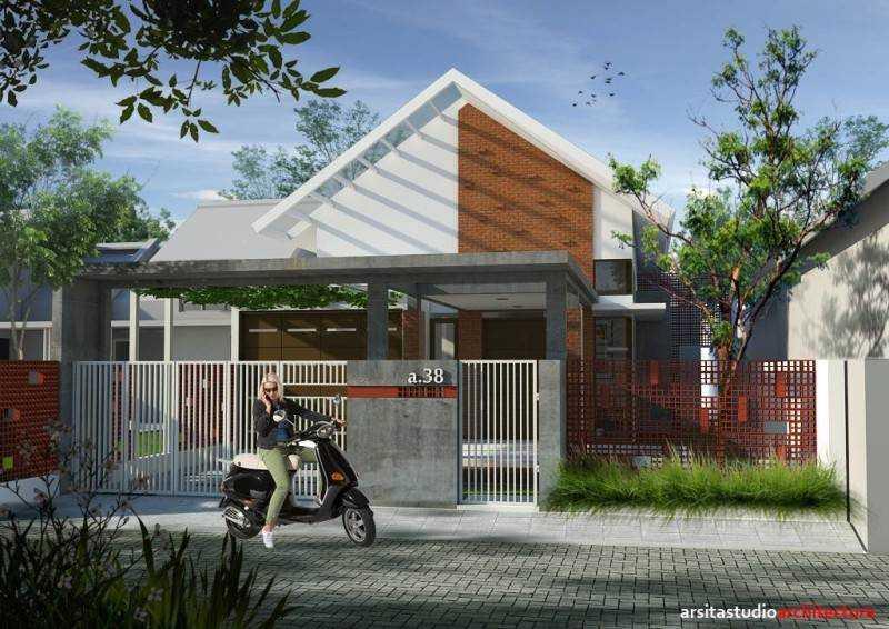 D Private House karya Arsita Studio (Sumber: arsitag.com)