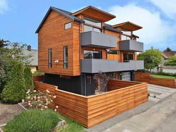 Meski minimalis, tak ada salahnya menekankan estetika rumah agar tetap terlihat unik (Sumber: spacehistories.com)