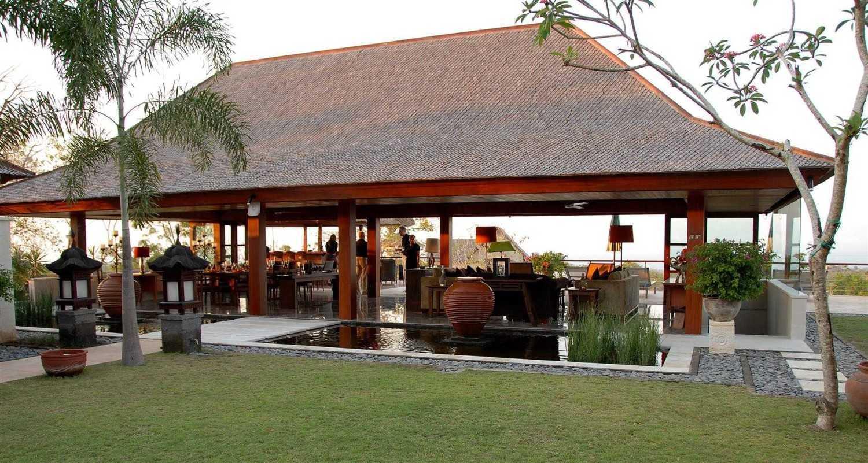 Villa Indah Manis, Bali karya Agung Budi Raharsa (Sumber: arsitag.com)