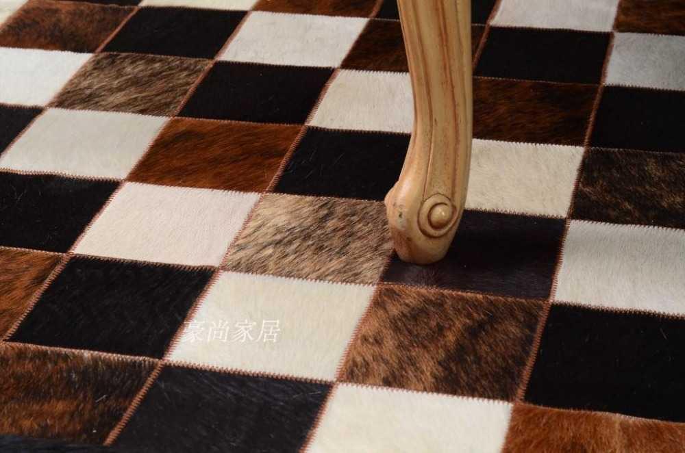Karpet kulit (Sumber: www.aliexpress.com)