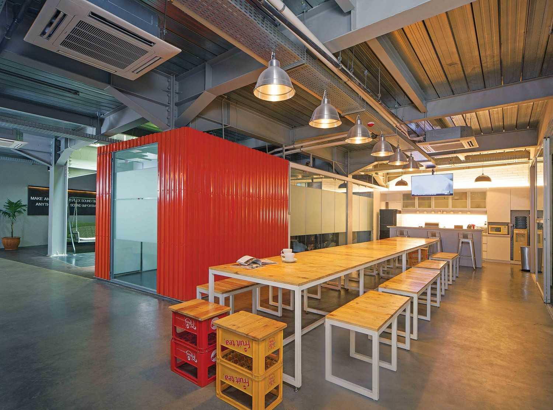 8 Desain Kantor Kekinian yang Membuat Anda Betah Bekerja di Sana | Foto artikel Arsitag