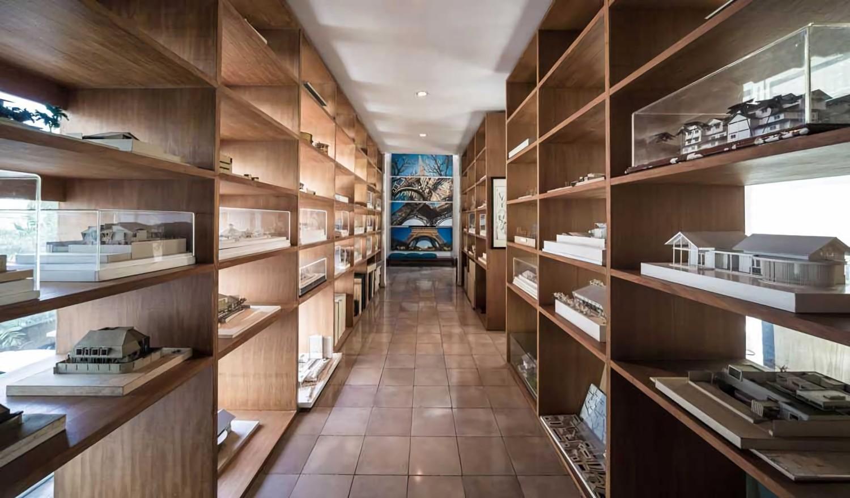 Home Sweet Office karya Han Awal & Partners tahun 2008 (Sumber: arsitag.com)