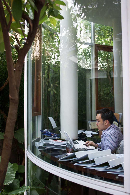 DMHQ di Jakarta, karya Aboday Architect (Sumber: arsitag.com)