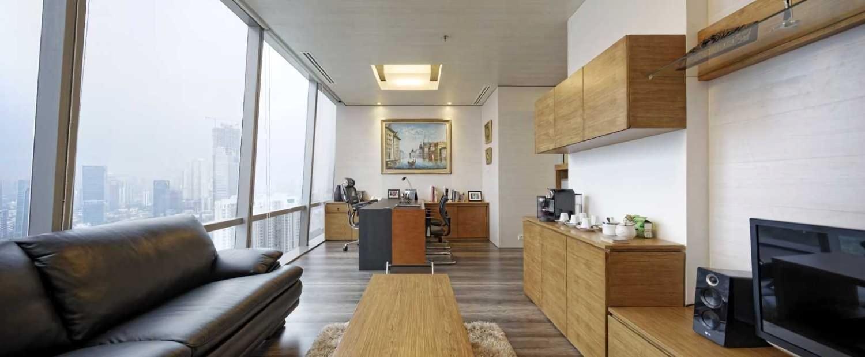 BBDO Indonesia Office seluas 950 m2 karya Delution Architect (Sumber: arsitag.com)