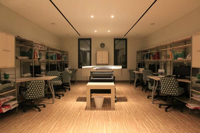 8 desain kantor kekinian yang membuat anda betah bekerja di sana