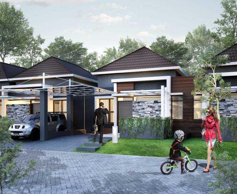 Kirana Residence at Taman Jaya tipe 60 karya Small Spce Interior (Sumber: arsitag.com)