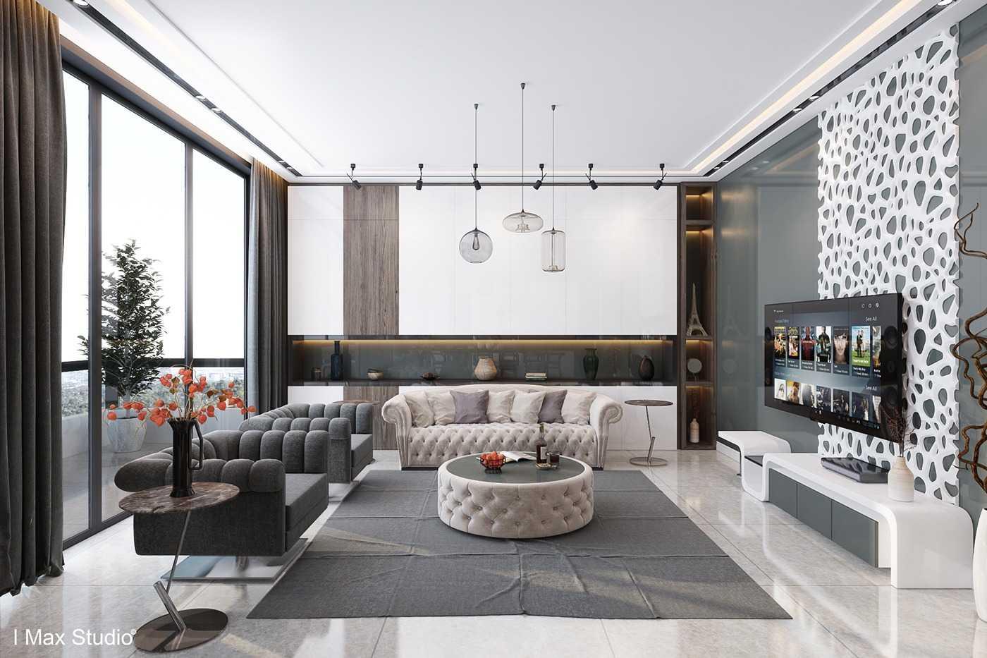 Inspirasi Desain Interior Ruang Tamu Keren Untuk Apartemen Baru Anda