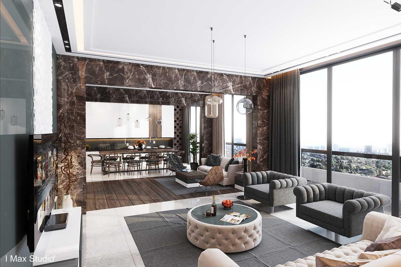 Inspirasi Desain Interior Ruang Tamu Keren Untuk Apartemen Baru
