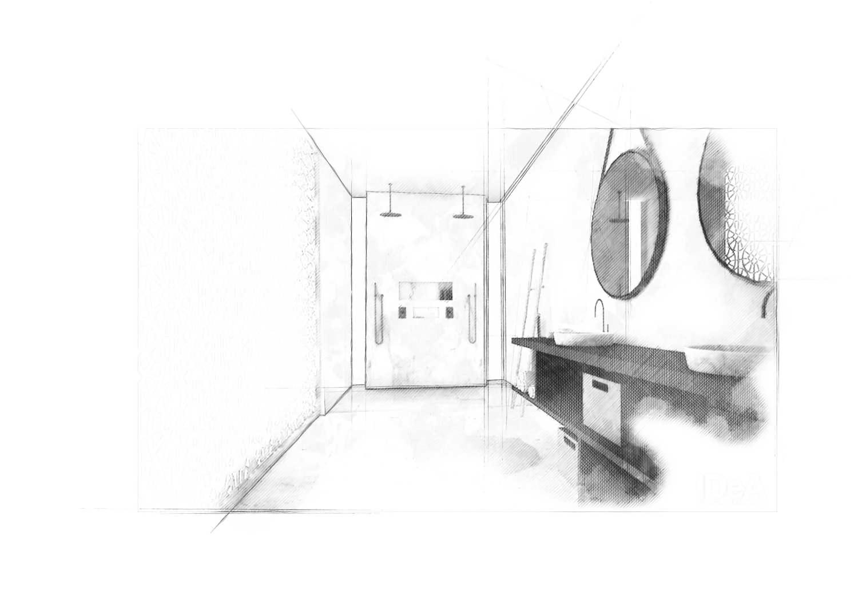 Sketsa Gambar Rumah Keren Dari Arsitek Tanah Air ARSITAG