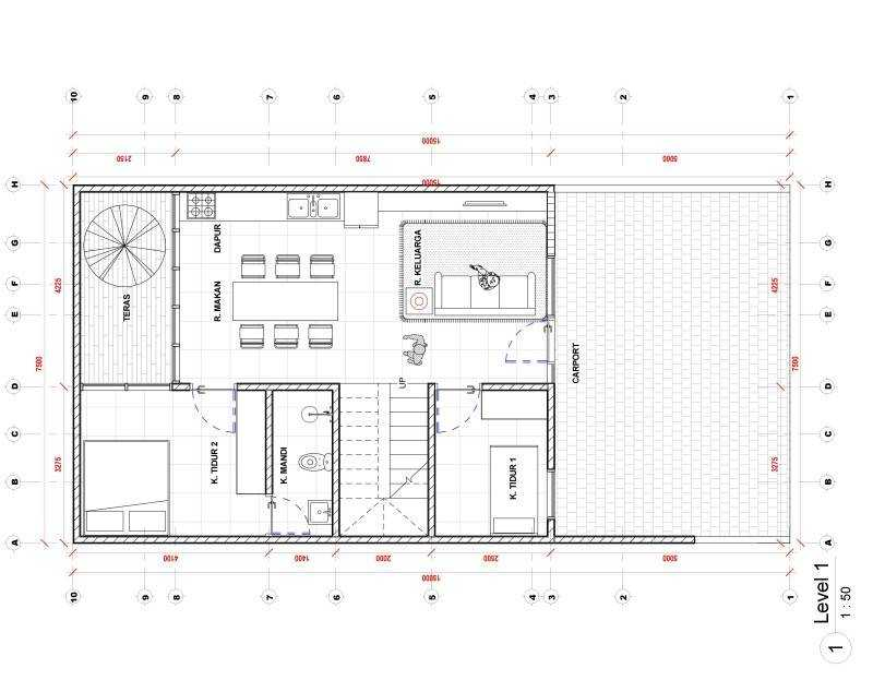 Ss House karya Nico Gowindra(Sumber:arsitag.com)