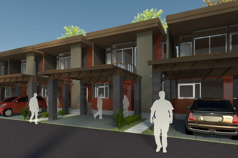 Amara Town House tipe 90 karya Rendy Noor Chandra (Sumber: arsitag.com)