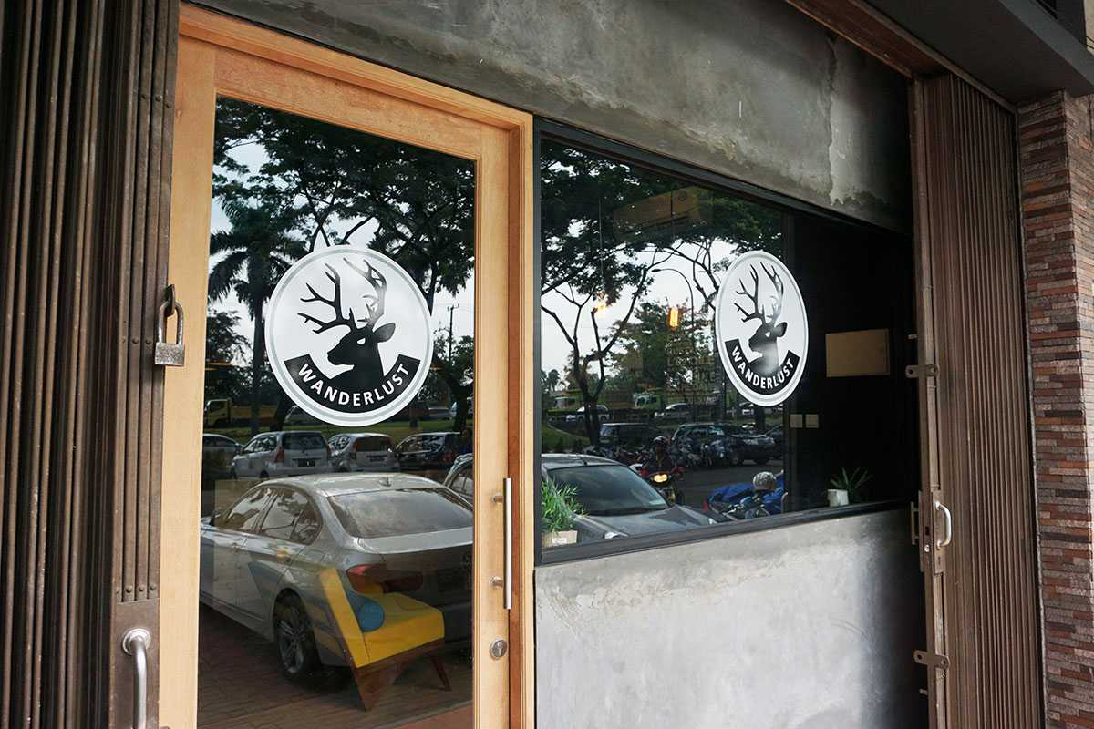 Wanderlust Coffee Shop karya Vindo Design tahun 2015 (Sumber: arsitag.com)