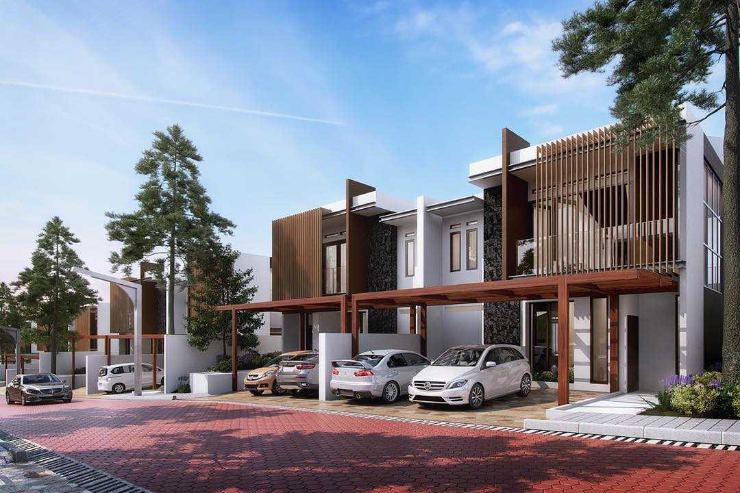 Villa Tamansari Karya DAP Studio(Sumber: www.arsitag.com)
