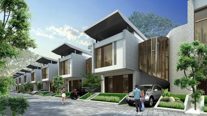 Grand Amaryllis Residence Karya XOA Design(Sumber:arsitag.com)