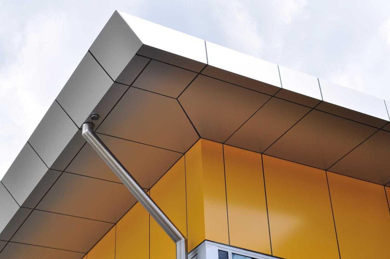 Mengenal Alumunium Composite Panel Acp Arsitag