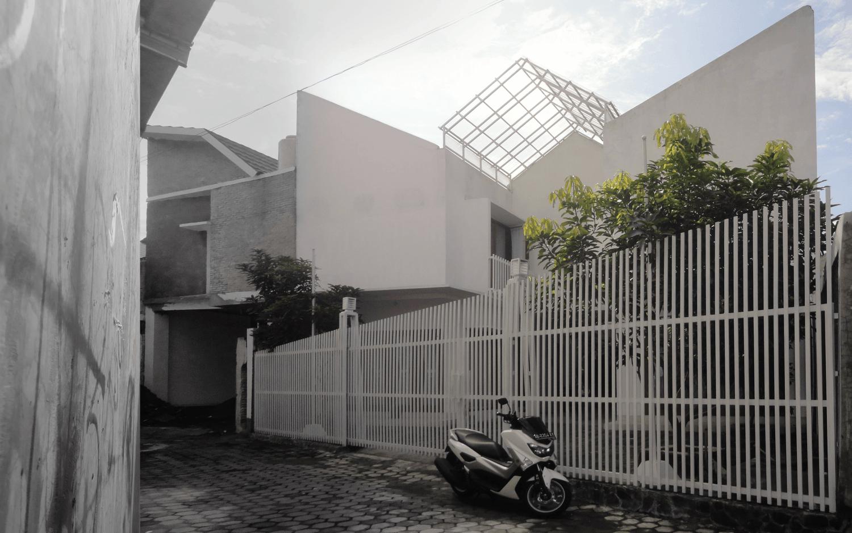 Rumah Gandeng karya studioindoNEOsia tahun 2015 (Sumber: arsitag.com)