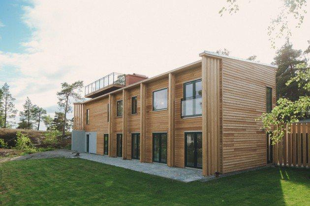 Tema Scandinavian yang menyatu dengan alam [Sumber: architectureartdesigns.com]