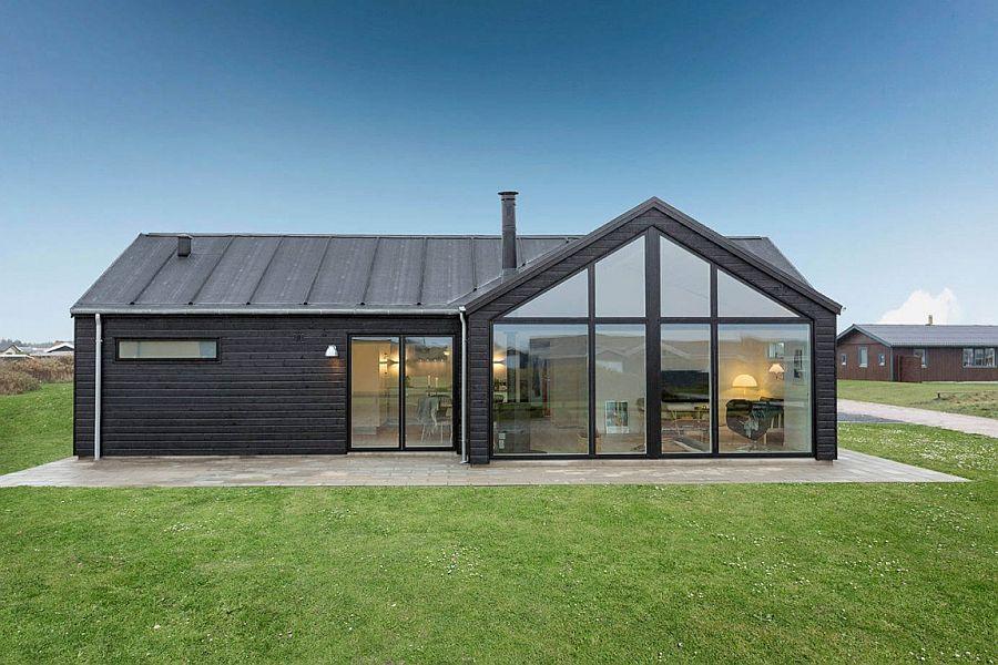 Kesederhanaan model rumah bergaya Scandinavian [Sumber: decoist.com]