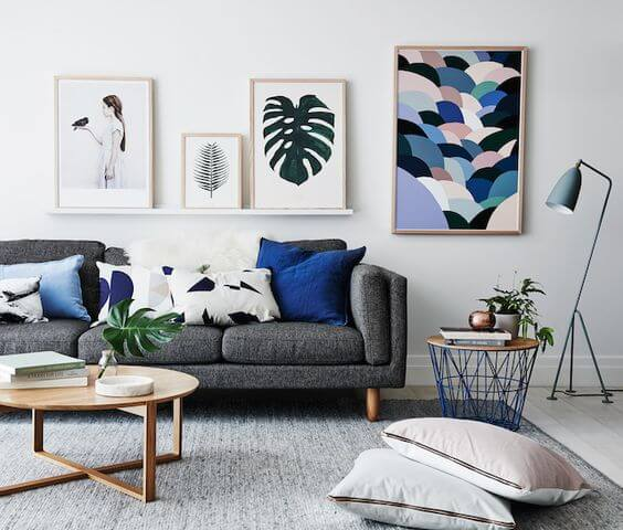Ide interior rumah bergaya Scandinavian [Sumber: nyde.co.uk]