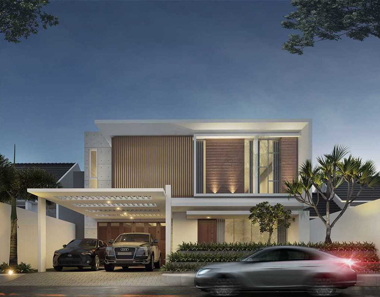 8 Desain Rumah Cluster Tanpa Pagar Yang Sedang Nge Hits ARSITAG