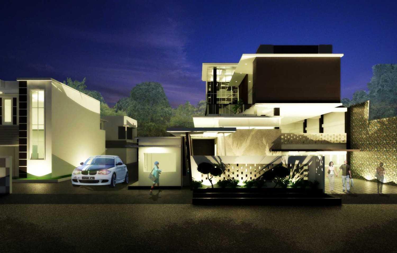 Desain Rumah Cluster Tanpa Pagar - Informasi Desain dan ...