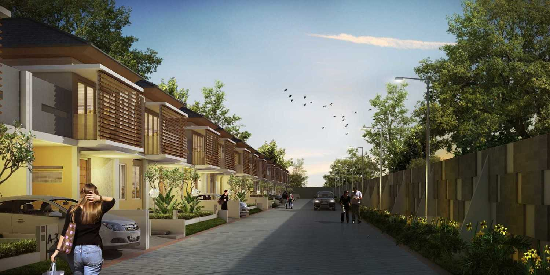 Quantum Royale Residence At Bantul Karya Hendra Budi Architect (Sumber: arsitag.com)