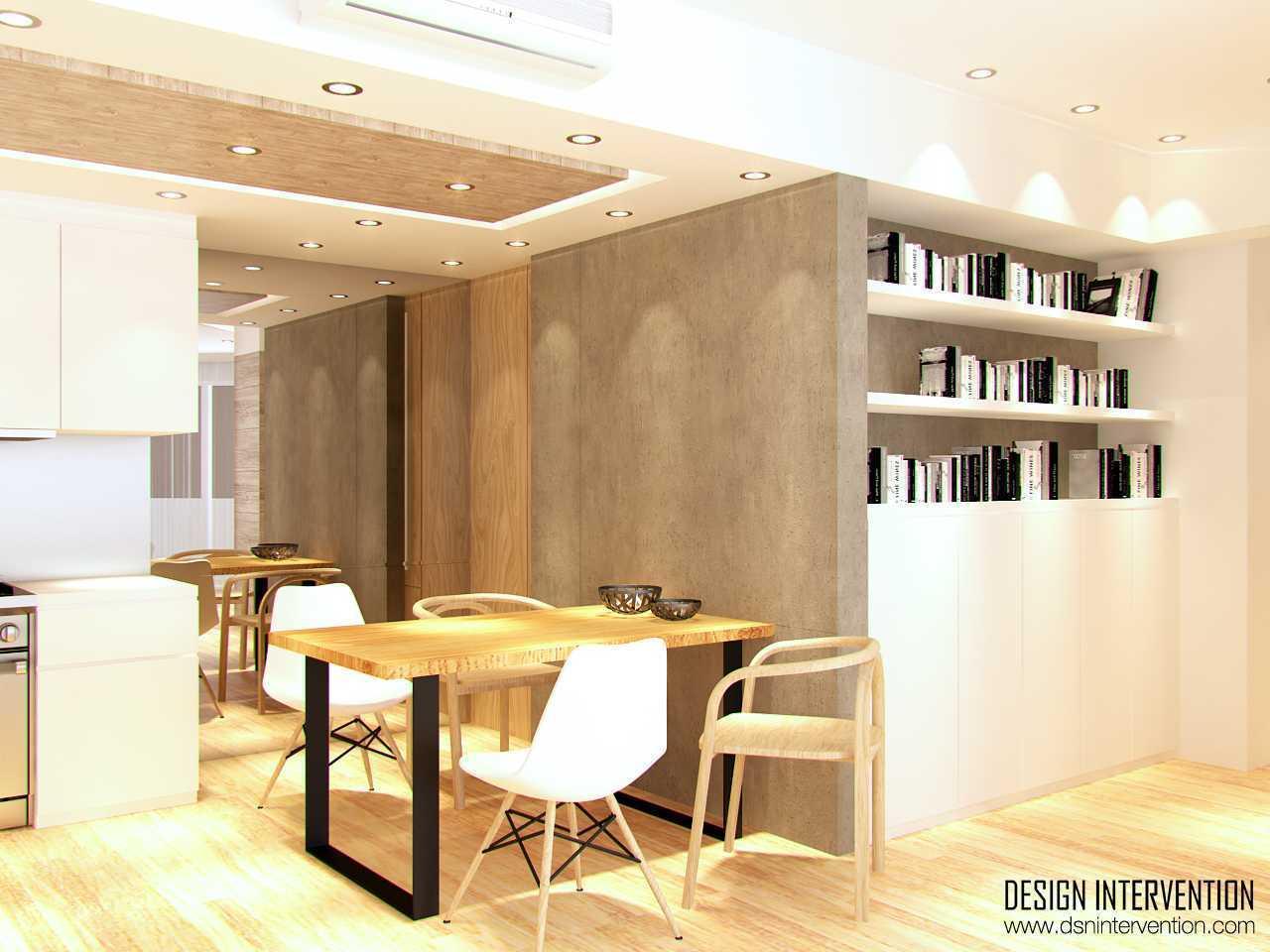 PK Apartemen karya Design Intervention (Sumber: arsitag.com)