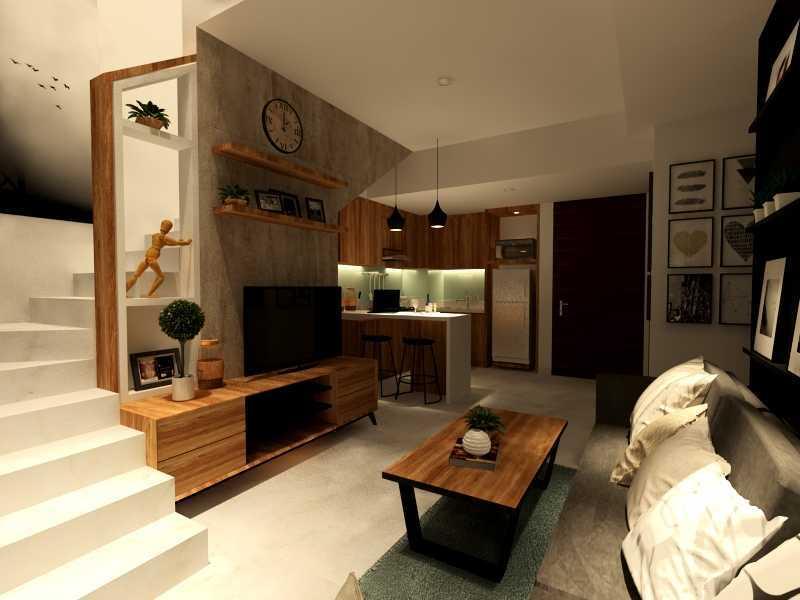 Apartment Satu8 karya Alima Studio (Sumber: arsitag.com)