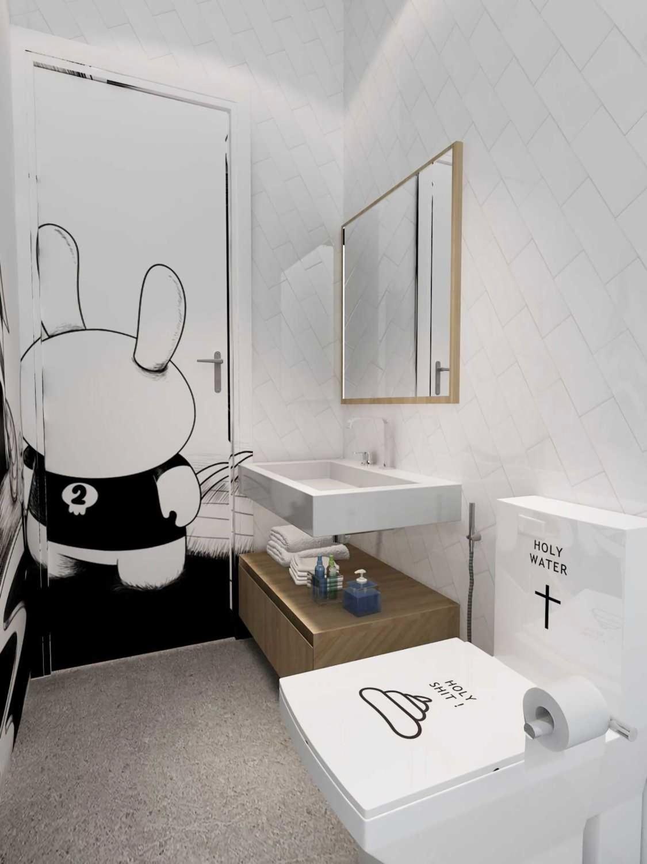 Mengintip Desain Kamar Mandi Yang Cocok Untuk Rumah Minimalis Anda