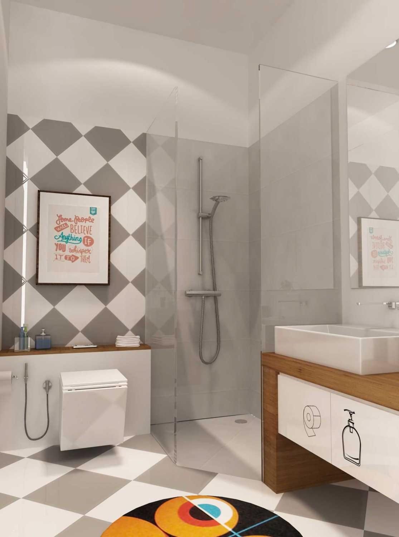 970+ Gambar Desain Dapur Yang Menyatu Dengan Kamar Mandi Terbaik Untuk Di Contoh