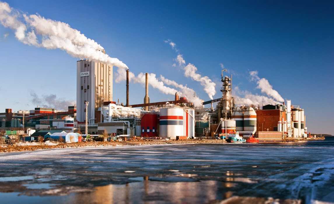 Kawasan Industri | Foto artikel Arsitag