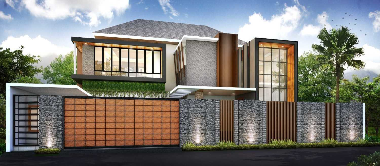 Arsitektur rumah Jepang PRIVAT HOUSE KLATEN karya Hendra Budi Architect [Sumber: arsitag.com]