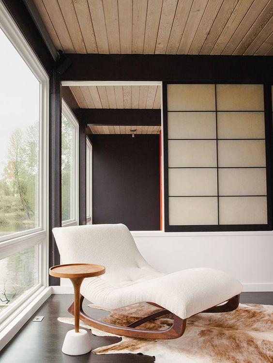 Partisi shoji pada arsitektur rumah Jepang [Sumber: dwell.com]