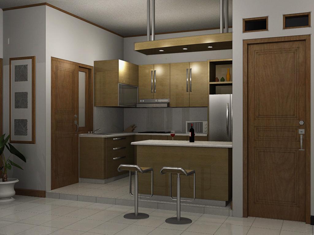 Desain Dapur Minimalis (Sumber: desainrumahminimalis.com)