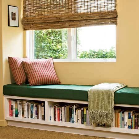 Ruang Baca Minimalis (Sumber: referensirumah.com)