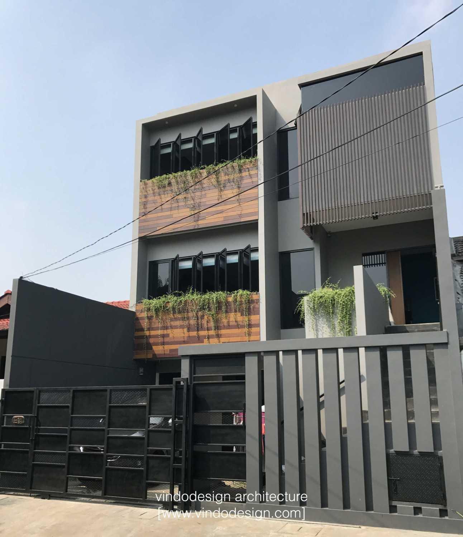 DJ House di Lebak Bulus karya Vindo Design tahun 2017 (Sumber: arsitag.com)