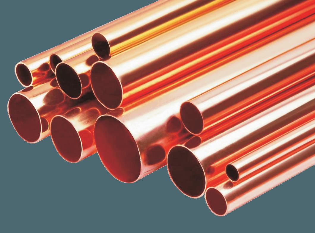 2. Pipa Tembaga Denji Copper