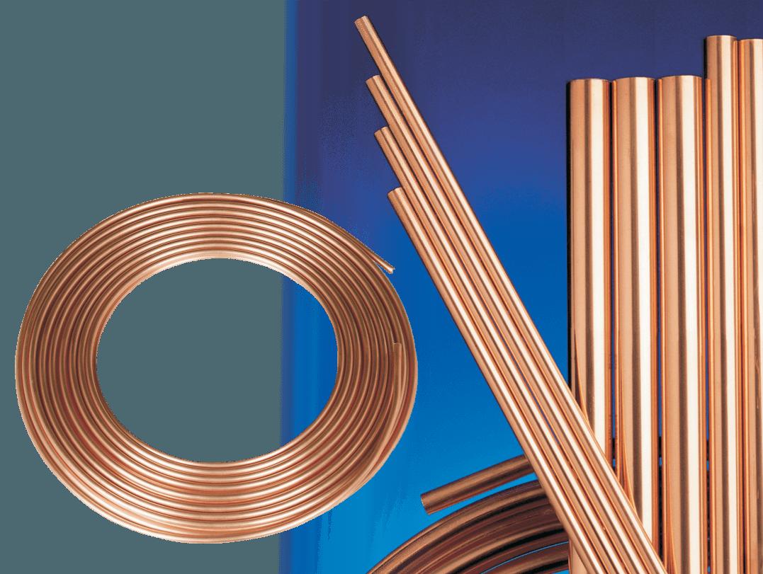 1. Pipa Tembaga Crane Copper
