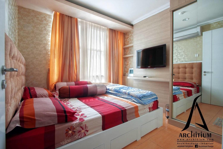 bagaimana cara mendesain interior kamar tidur yang super nyaman