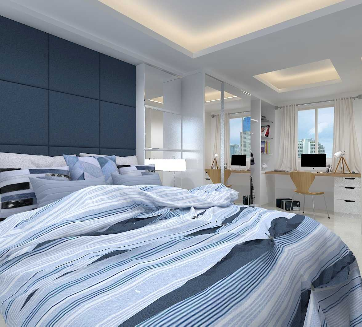 Desain interior kamar tidur Smart Living karya FIANO [Sumber: arsitag.com]