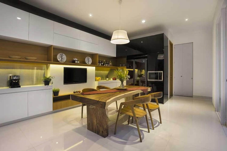 10 Desain Dapur Keren Untuk Rumah Minimalis Anda Arsitag