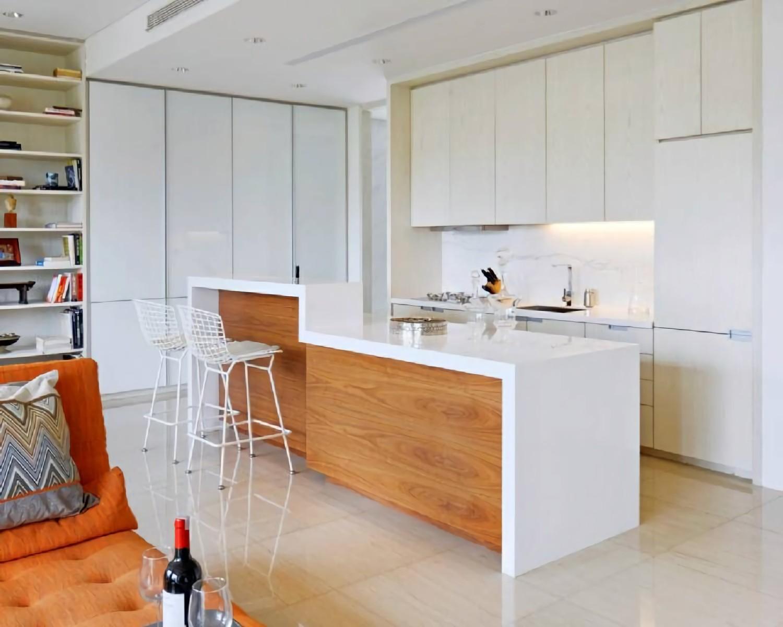 10 desain dapur keren untuk rumah minimalis anda arsitag Kitchen set di jakarta design center