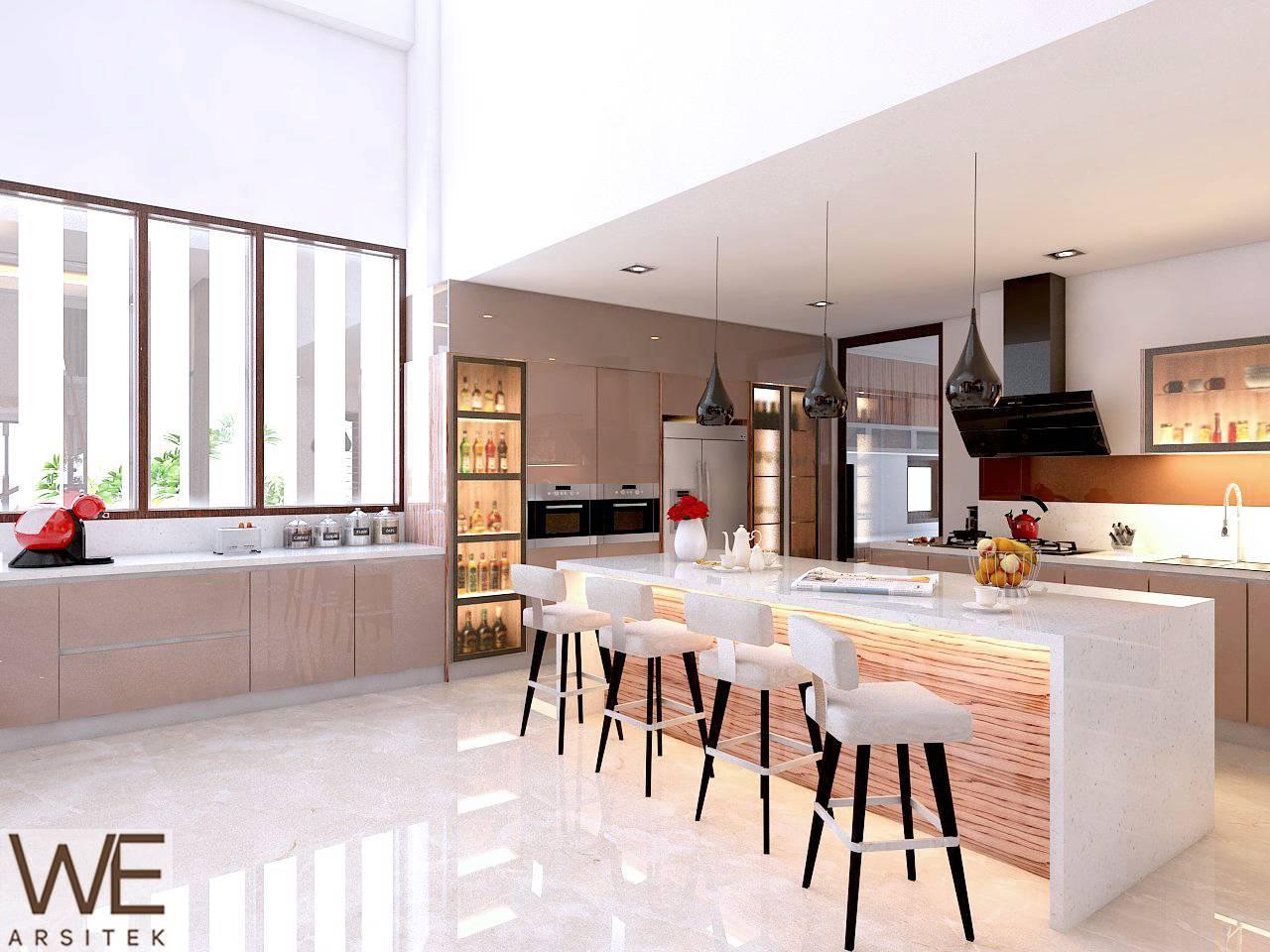Lim Residence di Medan karya WE ARSITEK tahun 2014 (Sumber: arsitag.com)