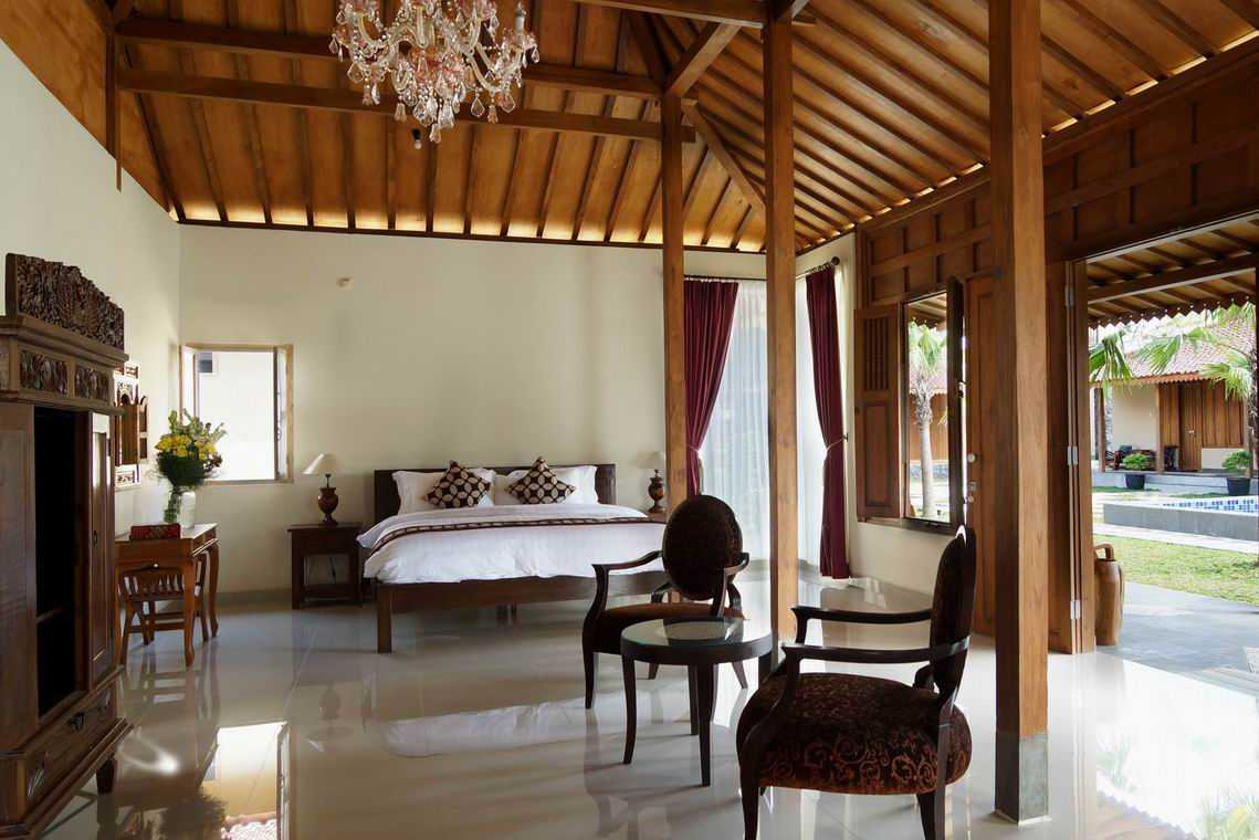 Desain Interior Rumah Tradisional Yang Eksotis Dan Menawan ARSITAG
