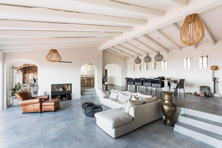 Desain rumah tradisional sederhana minimalis [Sumber: desaininterior.me]